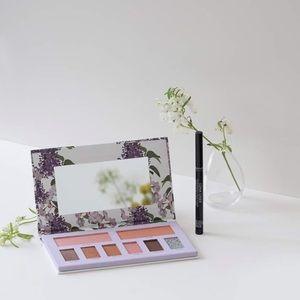 Sakura + Sage - Vegan Eyeshadow & Blush Palette
